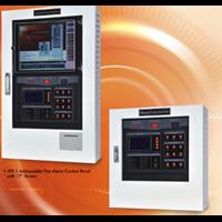 Fire Alarm Control Panel Adressable YunyangYFPR-1
