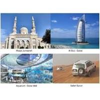 INTINERARY TOUR TURKEY  DUBAI  ABU DHABI