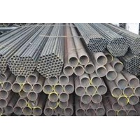 Black Welded Pipes
