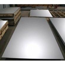Plat Kaca Stainless Steel