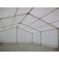 Tenda Roder Gudang Kantor Darurat 10X21x3m