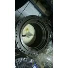 ring gear travel motor kobelco excavator sk200-8