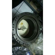 ring gear motor travel kobelco sk200-8 excavator