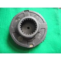 carrier assy swing no.02 komatsu excavator pc200-7
