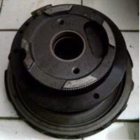 Jual Case Motor Travel Excavator Komatsu Pc200-7