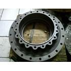 Jual hub sproket travel motor komatsu  excavator pc200-7