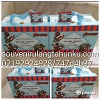 Jual avenger box koper