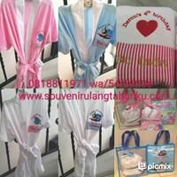 Jual Kimono bordir aplikasi 2
