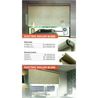 ELECTRIC ROLLER BLIND