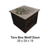 Toro Box Motif Daun