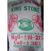 Pupuk Super Dolomit King Stone