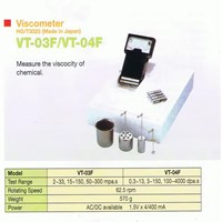 Sell Viscometer Rion Vt-04