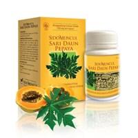 Sell Sidomuncul Sari Daun Pepaya (Papaya Leaf Extract)
