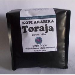 Kopi Bubuk Arabica Toraja Kalosi 200 Gram