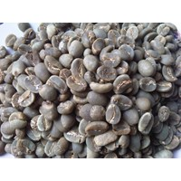 Jual Green Bean Arabica Toraja