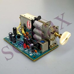 Tuner Radio Fm Mono 88Mhz - 108Mhz