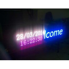 Running Text Outdoor 96 X 16