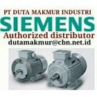 SIEMENS STANDARD AC MOTOR LOW VOLTAGE PT DUTA MAKMUR SIMOTICS GENERAL PURPOSE  0.3 kw up to 355 kw