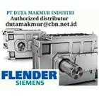 FLENDER GEARBOX PT DUTA MAKMUR FLENDER HELICAL  GEAR REDUCER FLENDER GEAR MOTOR