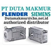 PT DUTA MAKMUR FLENDER GEARBOX REDUCER FLENDER GEAR HELICAL MOTOR