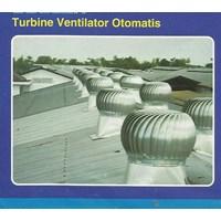 Jual Turbine Ventilator Non Electric.