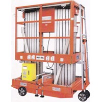 !!! Man Lift - Telescopic Lift Electric Model GTWY14-2000AC.