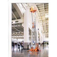 !!!Aerial Work Platform Electric Model Telescopic Genie.