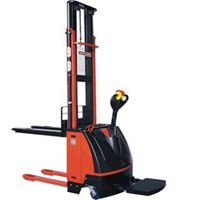 Electric Stacker Pallets with Battery.