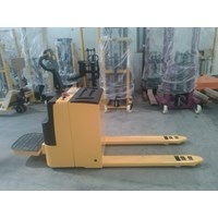 Electric Pallet Truck.