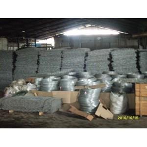 jual kawat bronjong lapis pvc harga murah surabaya oleh pt