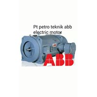 ABB MEDIUM VOLTAGE ELECTRIC AC MOTOR