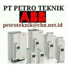 ABB DRIVES INVERTER PT. PETRO TEKNIK ACS 800