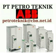 ABB DRIVES INVERTER PT. PETRO TEKNIK ACS 800