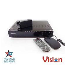 Kamera CCTV  DVR 16 Channel  H264  Vision