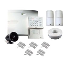 Alarm Texecom 816 - 8-16 zone Hardwire Alarm System 1 Set