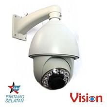 CCTV Kamera  Speed Dome Kamera Night Vision 1650 TVL - HSCD 899