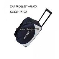 Jual TAS TROLLEY ESPRO WISATA TR-03