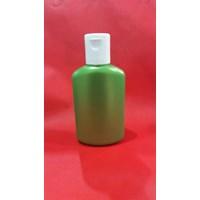 Botol HDPE hijau 120 ml