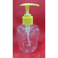 Botol PET 300 ml dan pump 24