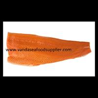 Ikan Salmon Fillet-smoked and sliced