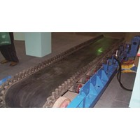 Jual Belt Conveyor Scale Countinous Weighing Feeder Control