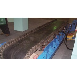 Belt Conveyor Scale Countinous Weighing Feeder Control
