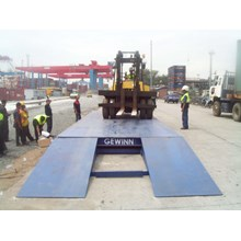 Jembatan Timbang (Truck Scale) Portable