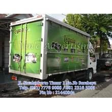 Branding Box Car-Truck