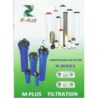 Jual M Plus Filter Udara Element