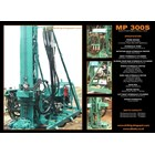 Mesin Bor Jacro 400 - Mp300s