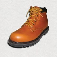 Jual Sepatu Safety Kmd1502 - Good Year Welt 'Tan'