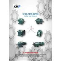 KMP-Helical Gear motor.
