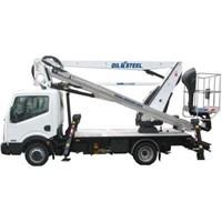 Truck Mounted Italy 17 m SNAKE1770Plus Murah