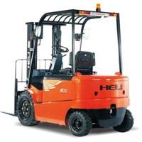 Jual Forklift Battery 4 Wheel 3.5 Ton CPD35 Murah